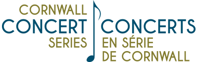 Cornwall Concert Series |  Concerts en série de Cornwall Logo